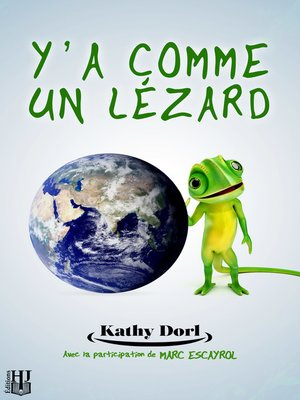 cover image of Y'a comme un lézard