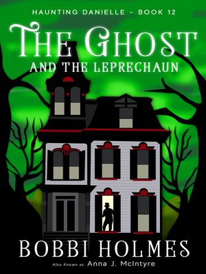 cover image of The Ghost and the Leprechaun