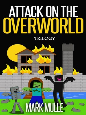 cover image of Attack on the Overworld Trilogy