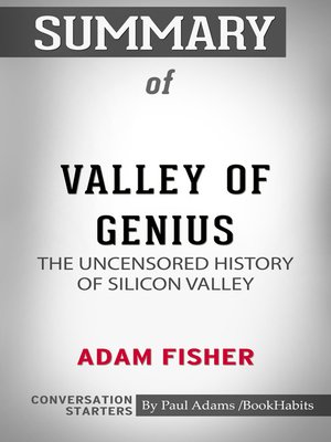 cover image of Summary of Valley of Genius