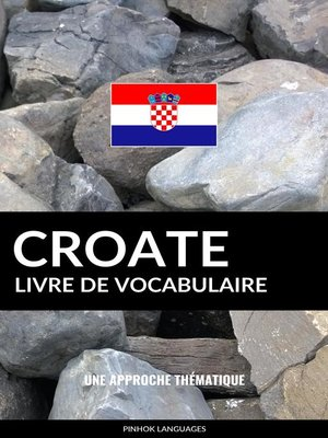 cover image of Livre de vocabulaire croate
