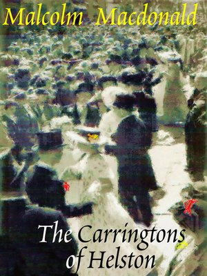 cover image of The Carringtons of Helston