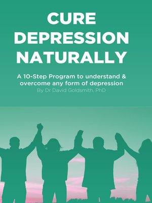 cover image of Cure Depression Naturally