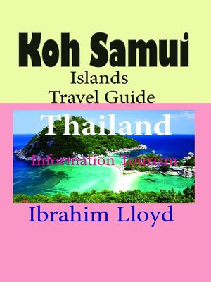 cover image of Koh Samui Islands Travel Guide, Thailand