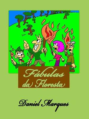 cover image of Fábulas da Floresta