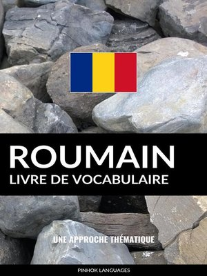 cover image of Livre de vocabulaire roumain