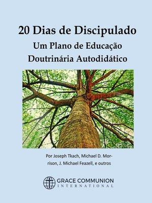 cover image of 20 Dias de Discipulado