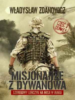 cover image of Misjonarze z Dywanowa. Tom 3