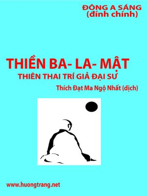 cover image of Thiền Ba
