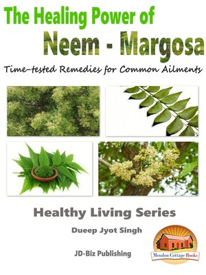 cover image of The Healing Power of Neem