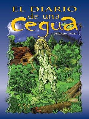 cover image of El diario de una cegua