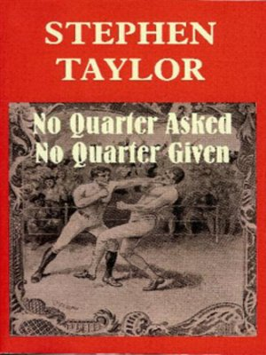 cover image of No Quarter Asked No Quarter Given