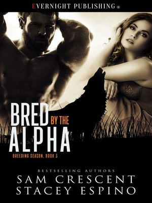 cover image of Bred by the Alpha