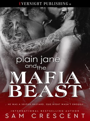 cover image of Plain Jane and the Mafia Beast