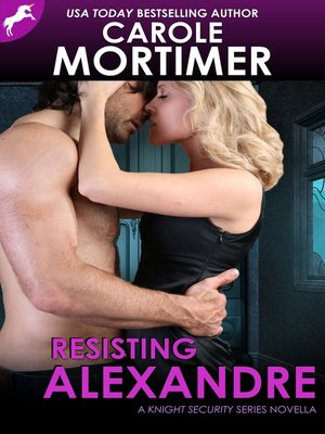 cover image of Resisting Alexandre (Knight Security 0.5)