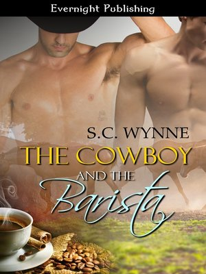 cover image of The Cowboy and the Barista