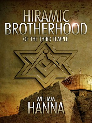 cover image of Hiramic Brotherhood of the Third Temple