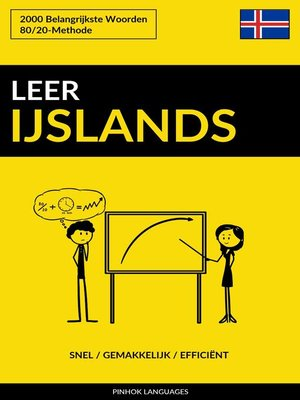 cover image of Leer IJslands
