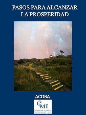 cover image of Pasos para Alcanzar la Prosperidad