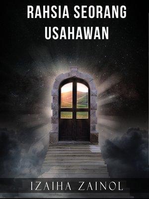 cover image of Rahsia Seorang Usahawan