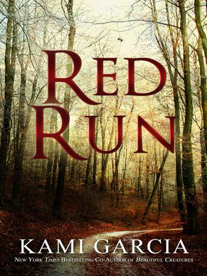 cover image of Red Run