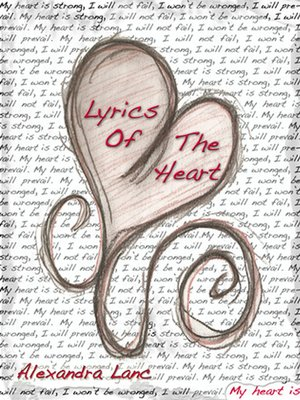 cover image of Lyrics of the Heart
