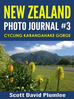 cover image of New Zealand Photo Journal #3