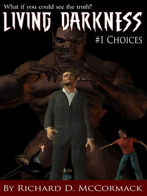 cover image of Living Darkness