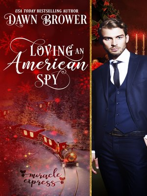 cover image of Loving an American Spy