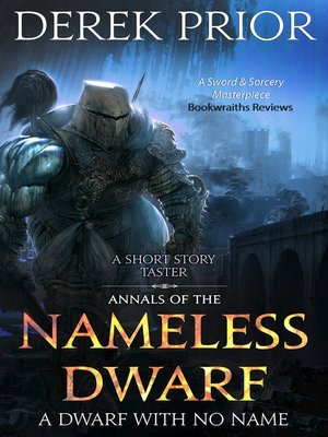 cover image of A Dwarf With No Name
