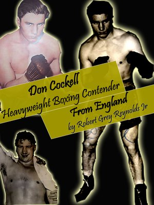 cover image of Don Cockell Heavyweight Boxing Contender From England