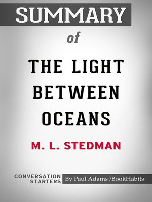 cover image of Summary of the Light Between Oceans