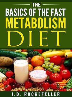 Fast Metabolism Diet Ebook