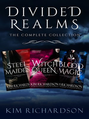 cover image of Divided Realms, the Complete Collection
