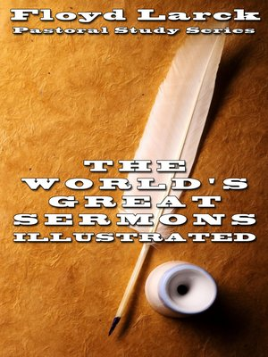 cover image of The World's Greatest Sermons Vol I Illustrated