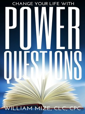 cover image of Change Your Life With Power Questions