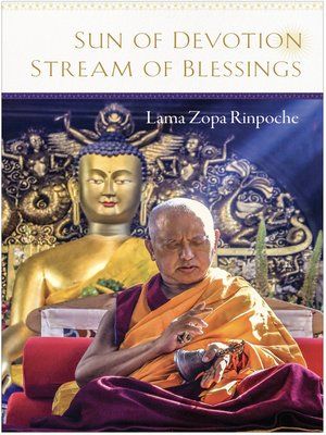 cover image of Sun of Devotion, Stream of Blessings