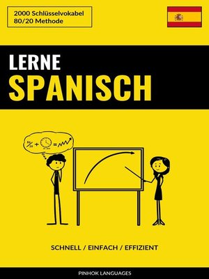 cover image of Lerne Spanisch