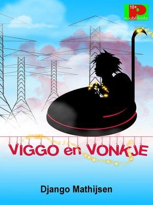 cover image of Viggo en Vonkje