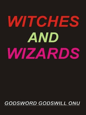 cover image of Witches and Wizards