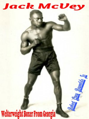 cover image of Jack McVey Welterweight Boxer From Georgia