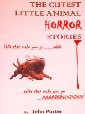 cover image of The Cutest Little Animal Horror Stories