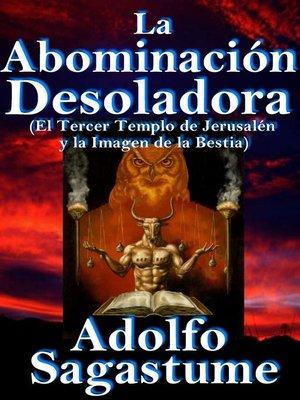 cover image of La Abominación Desoladora