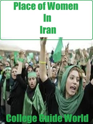 cover image of Place of Women In Iran