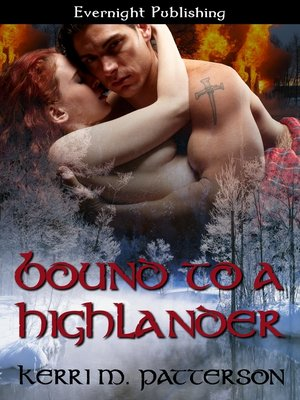 cover image of Bound to a Highlander