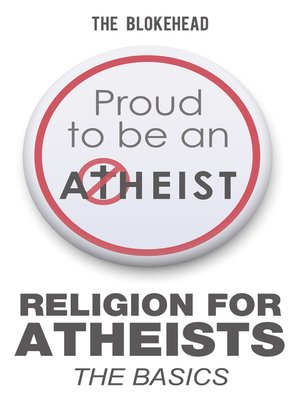 cover image of Religion For Atheists
