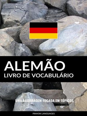 cover image of Livro de Vocabulário Alemão