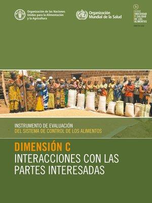 cover image of Instrumento de evaluación del sistema de control de los alimentos