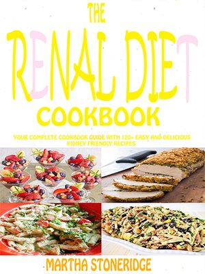 cover image of The Renal Diet Cookbook