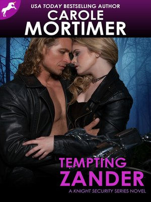 cover image of Tempting Zander (Knight Security 4)